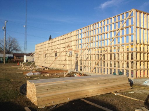 Commercial Framing