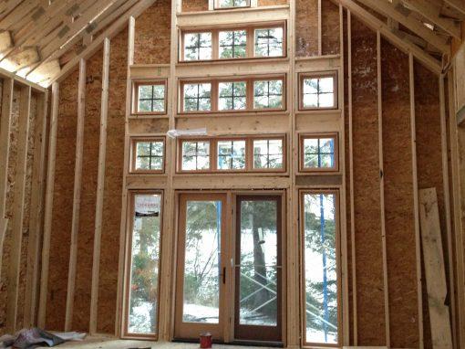 Custom Cottage Build