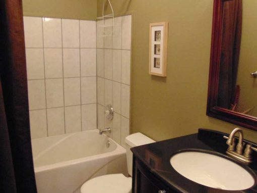 Home Bathroom Renovation